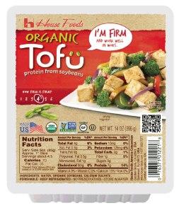 organic_firm tofu